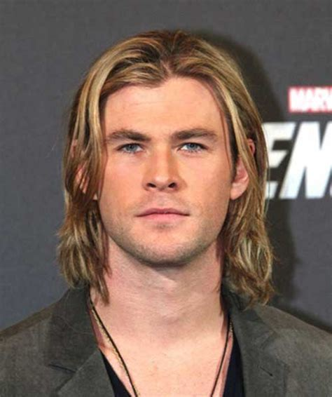 blond male celebrities 15 famous men with long hair mens hairstyles 2018