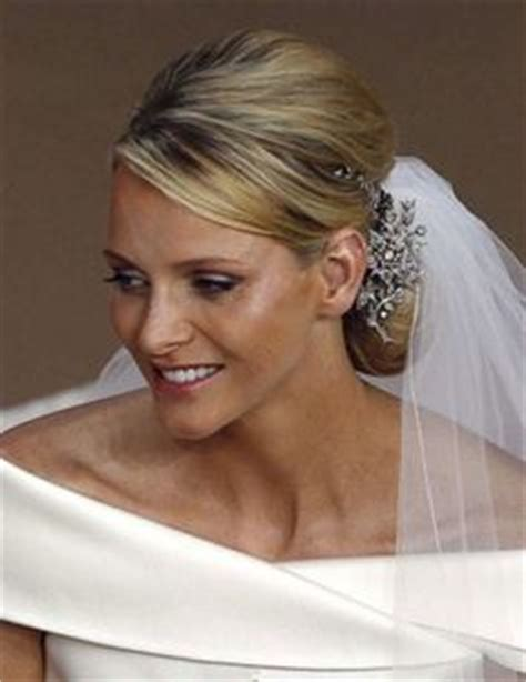 princess charlene wedding hair 1000 images about monaco royal family on