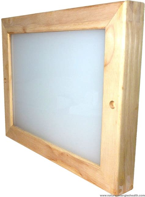 light therapy boxes for sale chromotherapy light box