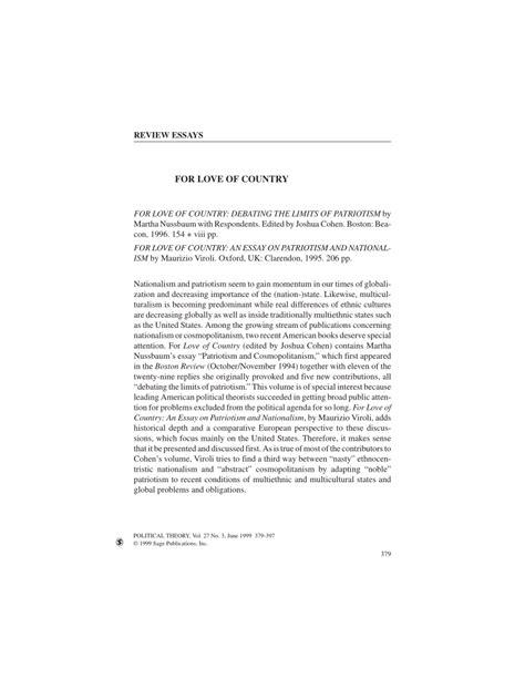 Patriotism Essay For by Essay For Patriotism