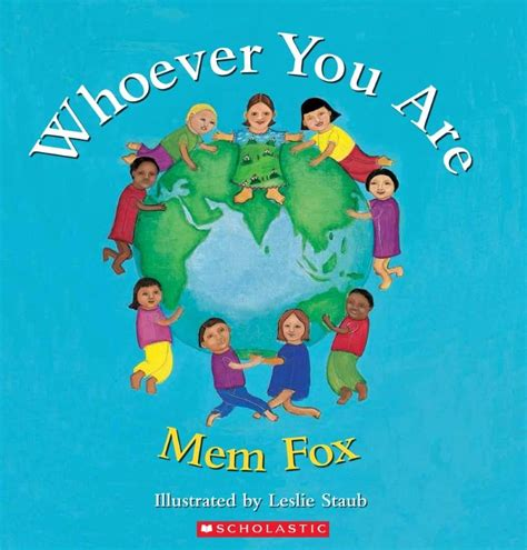 mem fox picture books whoever you are mem fox
