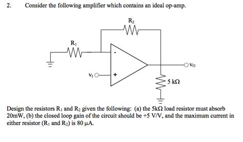 load resistor op load resistor op 28 images op calculating gate resistor value for enhanced active region