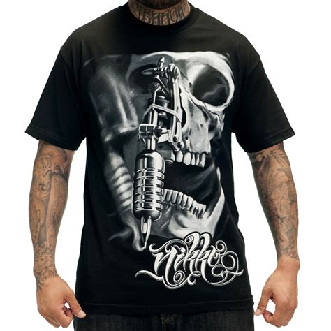 tattoo design t shirts sullen collective t shirt nikko