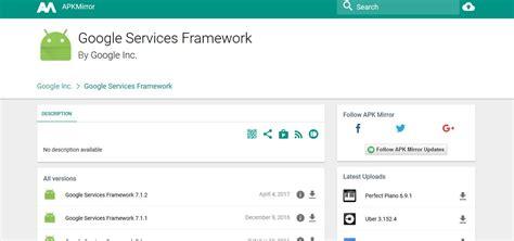 services framework apk services framework apk for android os 2017 thetechotaku