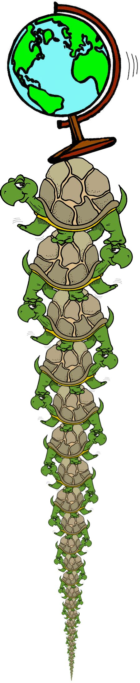 turtles all the way numberplay turtles all the way down the new york times
