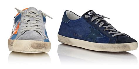 feature sneakers 600 golden goose sneakers feature dirt tears and duct