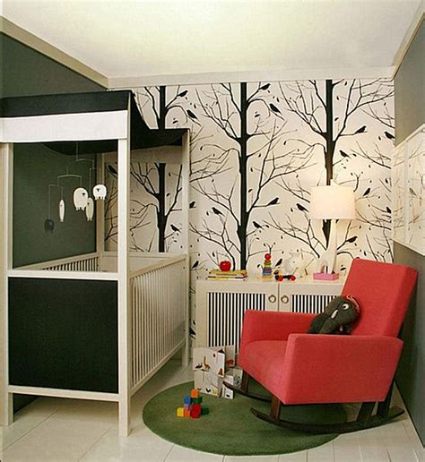 How To Decorate Nursery Tips For Decorating A Small Nursery