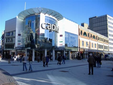 shopping cardiff st david s cardiff