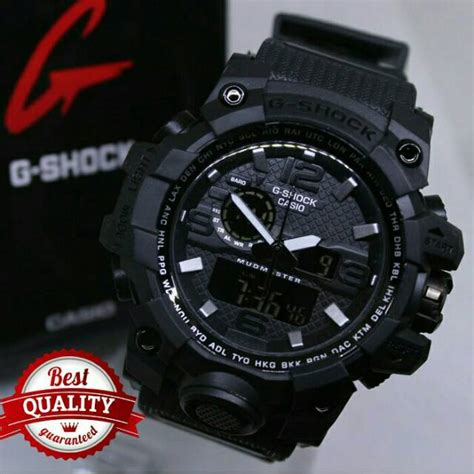 G Shock Gwg Tali Biru by Jam Tangan Murah Pria G Shock Dualtime Gwg 1000 Hitam List