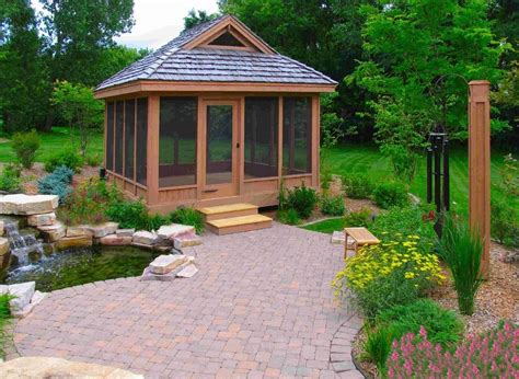 gazebo per cer screened gazebo plans traditional minneapolis with