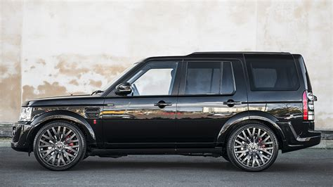 land rover kahn land rover discovery rs300 by a kahn design