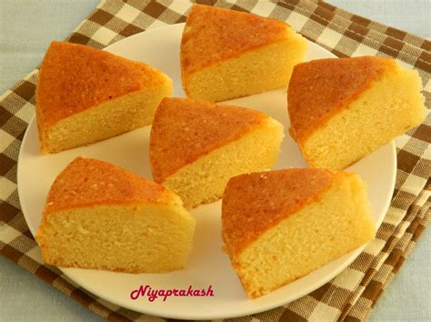 niya s world sponge cake 3rd recipe