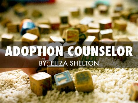 Adoption Counselor Description by Adoption Counselor By Shann312139