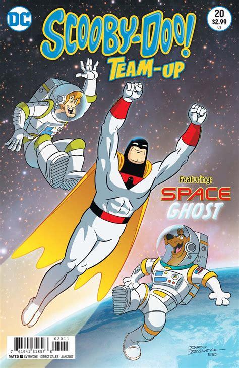 Dc Comics Scooby Doo Team Up 23 April 2017 scooby doo team up 20 comic book preview cbr