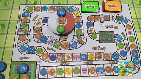 juego preguntas mesa juego de mesa de pok 233 mon inventado por nosotros board game