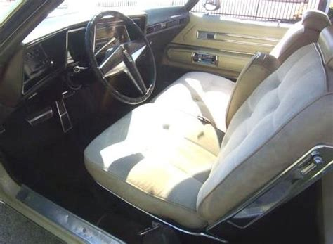 Oldsmobile Toronado Interior by 1972 Oldsmobile Toronado Pictures Cargurus