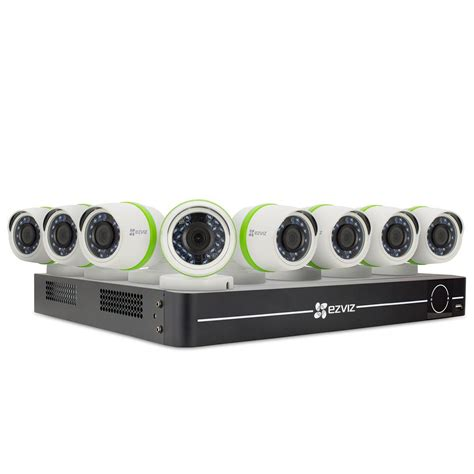 ezviz 8 channel 1080p security system with 1tb hdd