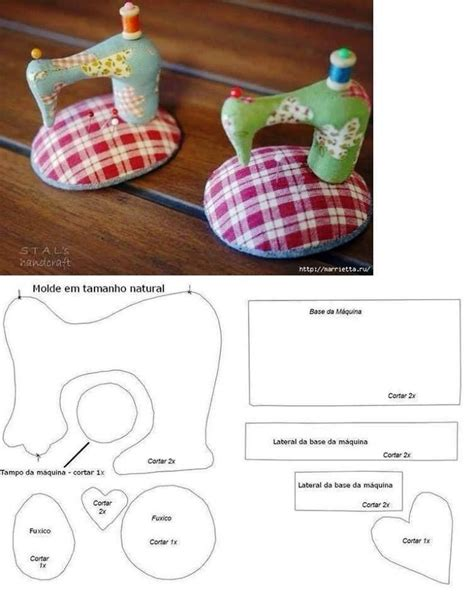 sewing pattern maker android app sewing machine shaped pincushion with pattern tilda