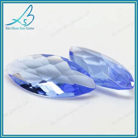 aquamarine different shapes glass gemstone prices