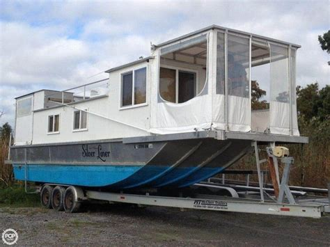 houseboats used used house boat boats for sale in louisiana boats