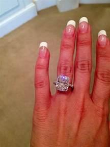 5 Carat Cushion Cut Engagement Ring 5 Carat Cushion Cut My Engagement Ring Future