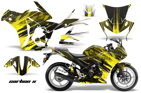 design graphics for bike honda cbr250r graphic kit 2010 2013 street bike graphic