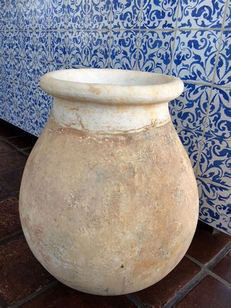 jar planters montecito design jars antique jar planter