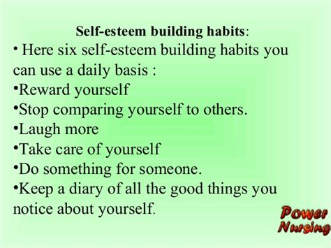 the self esteem habit for 50 simple ways to build your confidence every day the instant help solutions series books self concept and self esteem