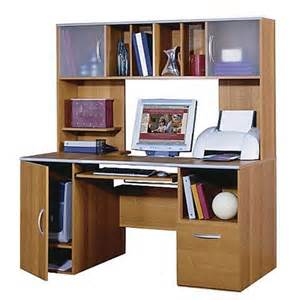 home office desk with hutch home office revolution desk with hutch by bush furniture