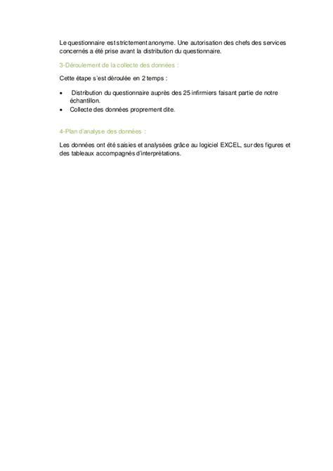 modele questionnaire d absence document