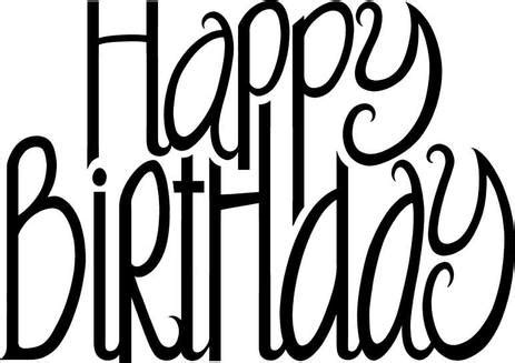 happy birthday cool design 10 happy birthday cool font images happy birthday font