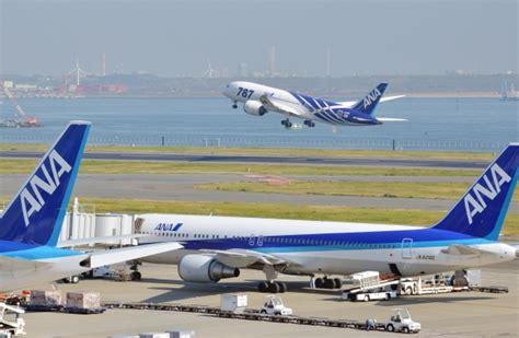 ana launches routes to tokyo s haneda airport from new japan s largest airline to start daily flights to yvr