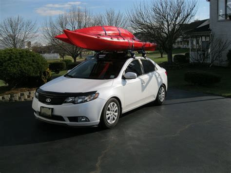 Kia Forte Roof Rack by Any Suggestions For A Roof Rack On A 13 Kia Forte Ex
