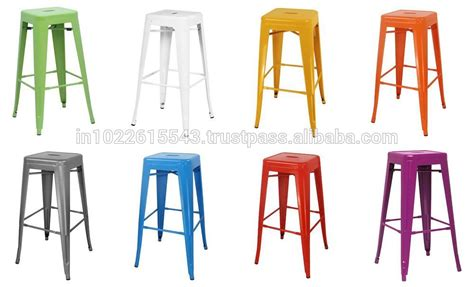 colorful bar stool birlay bar stool industrial metal bar stools vintage