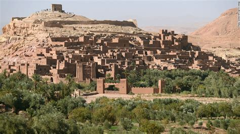 gladiator film locations morocco moroccan backdrop for game of thrones and gladiator cnn