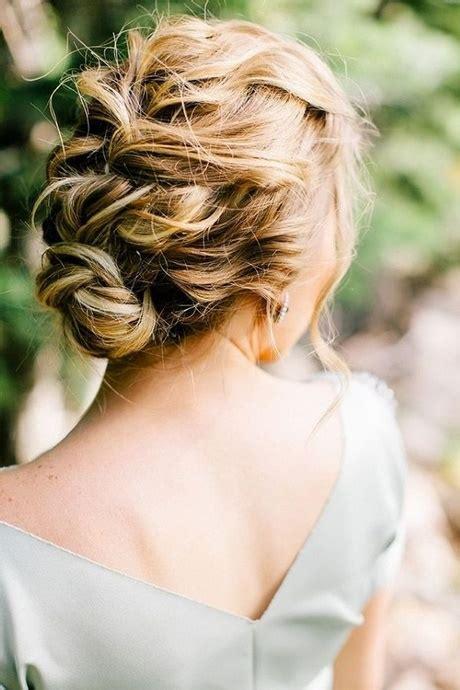 schulterlange haare hochsteckfrisur