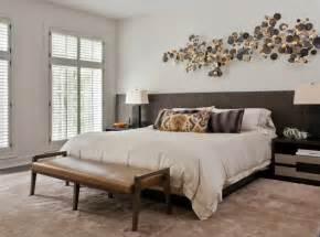 bett deko kopfteil f 252 r bett wird zur wanddeko im schlafzimmer