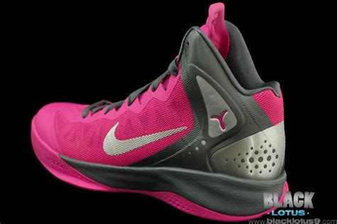 nike breast cancer basketball shoes the nike zoom hyperenforcer black lotus performance reviews