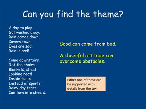 Sad Themes Literature | finding the theme of a text