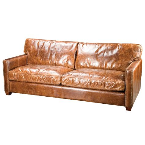 full sofa full grain leather sofa sectional top and loveseat set
