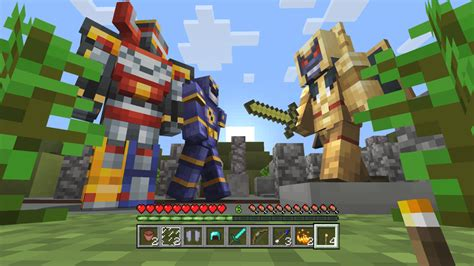 minecraft game console mod 1 6 4 minecraft getting power rangers skins today ign