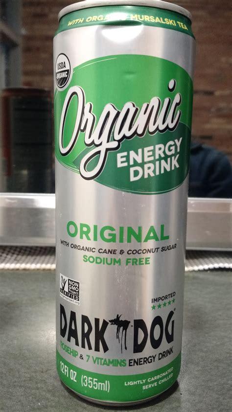 energy drink organic thirsty dudes organic energy drink original