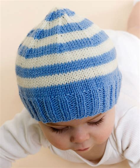 knit baby hats knitting pattern baby hat 8 ply a beginner free pattern