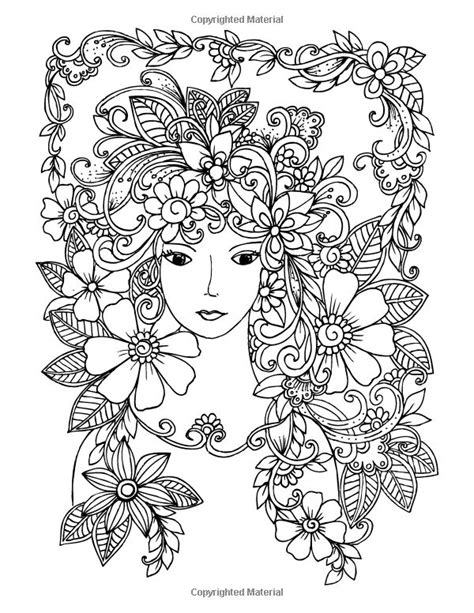 5036 best images about Coloring for adults on Pinterest