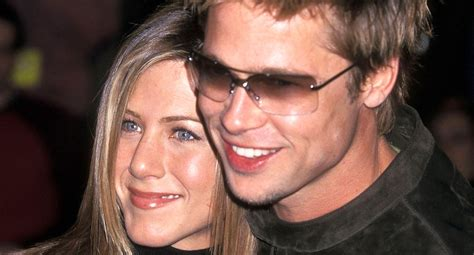 Brad To Jen Dump Your New by Aniston Was Shamed By Divorce From Brad Pitt