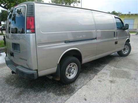 auto body repair training 2002 chevrolet express 3500 parental controls buy used 2002 chevrolet express 3500 base cutaway van 2 door 5 7l in west palm beach florida