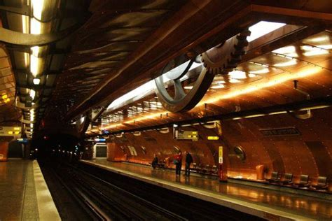 Good Home Network Design check out this steampunk station in paris urban ghosts