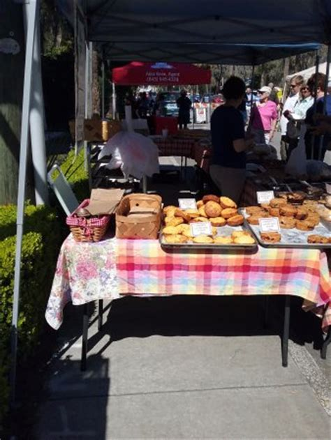 sporting goods bluffton farmers market fresh baked goods picture of bluffton