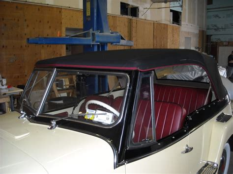 aro 2000 generic installation convertible tops and convertible top for 48 51 willys jeepster aro pattern 420 169