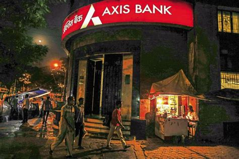 axis bank market axis kotak mahindra banks test blockchain transactions